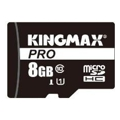 Карты памятиKingmax 8 GB microSDHC Class 10 UHS-I Pro KM08GMCSDUHSP1A