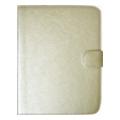 Чехлы для электронных книгSaxon Exclusive Обложка для Pocketbook Basic 611 Classic белая