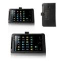 Чехлы и защитные пленки для планшетовTTX Asus Fonepad HD 7 FE170CG Leather case Black (-FE170CGB)
