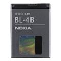 Аккумуляторы для мобильных телефоновNokia BL-4B (700 mAh)