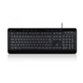 Speed-Link Darksky LED Keyboard SL-6480-SBK Black USB