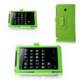 Чехлы и защитные пленки для планшетовTTX Asus Fonepad HD 7 FE170CG Leather case Green (-FE170CGG)