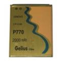 Аккумуляторы для мобильных телефоновGelius Lenovo P770 (2000mAh)