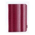 """Чехлы и защитные пленки для планшетовЛагода Clip stand 6-8"""" красно-белая вышиванка"""