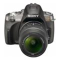 Цифровые фотоаппаратыSony Alpha DSLR-A330L 18-55 Kit
