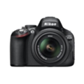 Цифровые фотоаппаратыNikon D5200 18-55 VR II Kit