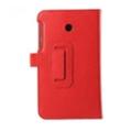 Чехлы и защитные пленки для планшетовTTX Asus Fonepad HD 7 FE170CG Leather case Red (-FE170CGR)