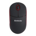 Клавиатуры, мыши, комплекты Discovery Defender  MS-630 Black-Red USB