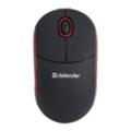 Клавиатуры, мыши, комплектыDiscovery Defender MS-630 Black-Red USB