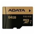 Карты памятиA-data 64 GB microSDXC UHS-I U3 XPG AUSDX64GXUI3-R