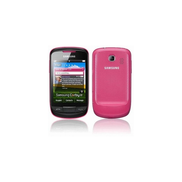Samsung S3850 Corby 2 Pink