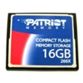 Карты памяти Patriot 64 GB CompactFlash 266x