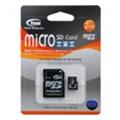 Карты памятиTEAM 2 GB microSD + mini