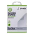 Защитные пленки для мобильных телефоновBelkin HTC One Screen Overlay ANTI-SMUDGE 2in1 (F8M577vf2)