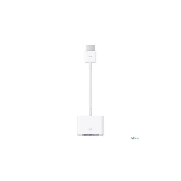 Apple HDMI to DVI MJVU2