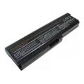 Toshiba PA3634/Black/10,8V/4400mAh/6Cells