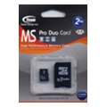 Карты памятиTEAM 4 GB microSDHC + MS Pro Duo Adapter