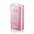 Портативные зарядные устройстваKamera KC-5200 Mobile Charger 5200mah Pink