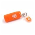 USB flash-накопителиGoodRAM 8 GB Fresh Orange PD8GH2GRFOR9