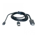 Кабели HDMI, DVI, VGASven HDMI F to Micro USB BM MHL (1300127)