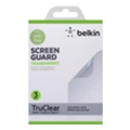 Защитные пленки для мобильных телефоновBelkin HTC One Screen Overlay CLEAR 3in1 (F8M578vf3)