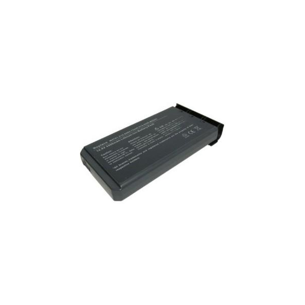 Dell 1000/Black/14,8V/4400mAh/6Cells