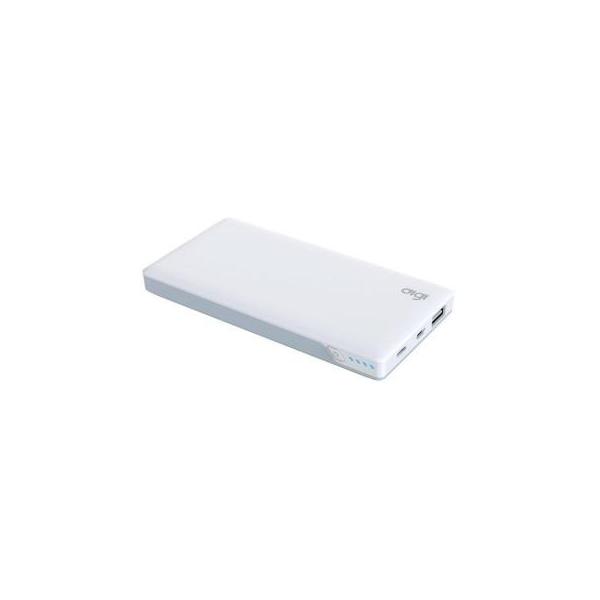 DiGi LP-107 QC 2.0 10000 mAh White