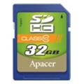 Карты памятиApacer 32 GB SDHC Class 4