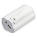 Портативные зарядные устройстваYoobao Power Bank 10400mAh Sunshine pro YB-641