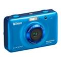 Цифровые фотоаппаратыNikon Coolpix S30