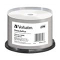 Диски CD, DVD, Blu-rayVerbatim CD-R Printable 700MB 52x Spindle Packaging 50шт (43653)