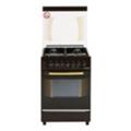 Кухонные плиты и варочные поверхностиFresh C63K51Е/01 brown