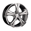 Racing Wheels H-253 (R14 W6.0 PCD4x100 ET38 DIA67.1)