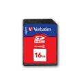 Карты памятиVerbatim 16 GB SDHC class 4 (44020)