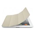 Чехлы и защитные пленки для планшетовApple Smart Cover для iPad 2 кожа бежевый (MD305)