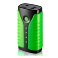 Портативные зарядные устройстваKamera KN-60 Mobile Charger 6000mah Green with Black Sideline