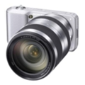 Цифровые фотоаппаратыSony Alpha NEX-3K 18-55 Kit
