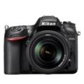 Цифровые фотоаппаратыNikon D7200 kit (18-300mm VR)