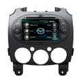 Автомагнитолы и DVDSynteco Штатная магнитола для Mazda 2