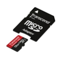 Карты памятиTranscend 128 GB microSDXC UHS-I Premium + SD Adapter TS128GUSDU1
