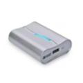 Портативные зарядные устройстваGOLDEN DRAGON 5D 4400mAh Silver (GD-PB-5Ds)