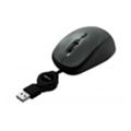 Клавиатуры, мыши, комплектыTrust Yvi Retractable Mouse Black USB