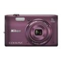 Цифровые фотоаппаратыNikon Coolpix S5300