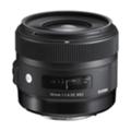Sigma AF 30mm f/1.4 DС HSM A