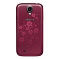 Samsung Galaxy S4 I9500 La Fleur. Сзади.