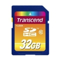 Карты памятиTranscend 32 GB SDHC Class 10