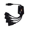 USB-хабы и концентраторыLAPARA LA-UH803