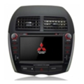 Автомагнитолы и DVDPMS 7590 (Mitsubishi ASX)