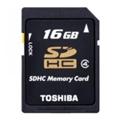 Карты памятиToshiba 16 GB SDHC Class 4