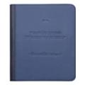 Чехлы для электронных книгPocketBook Обложка для PB801 голубой (PBPUC-8-BL-BK)
